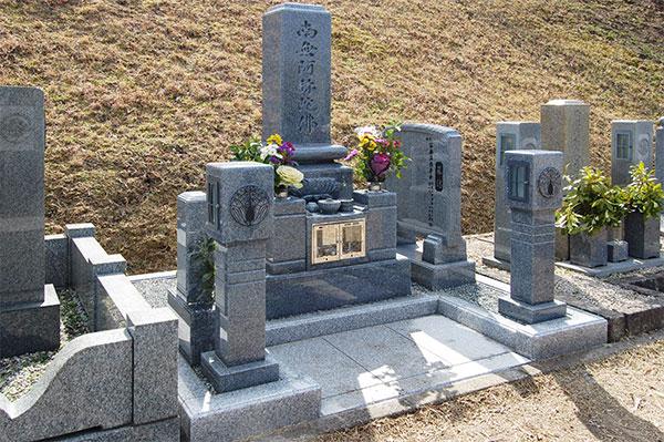 松江公園墓地